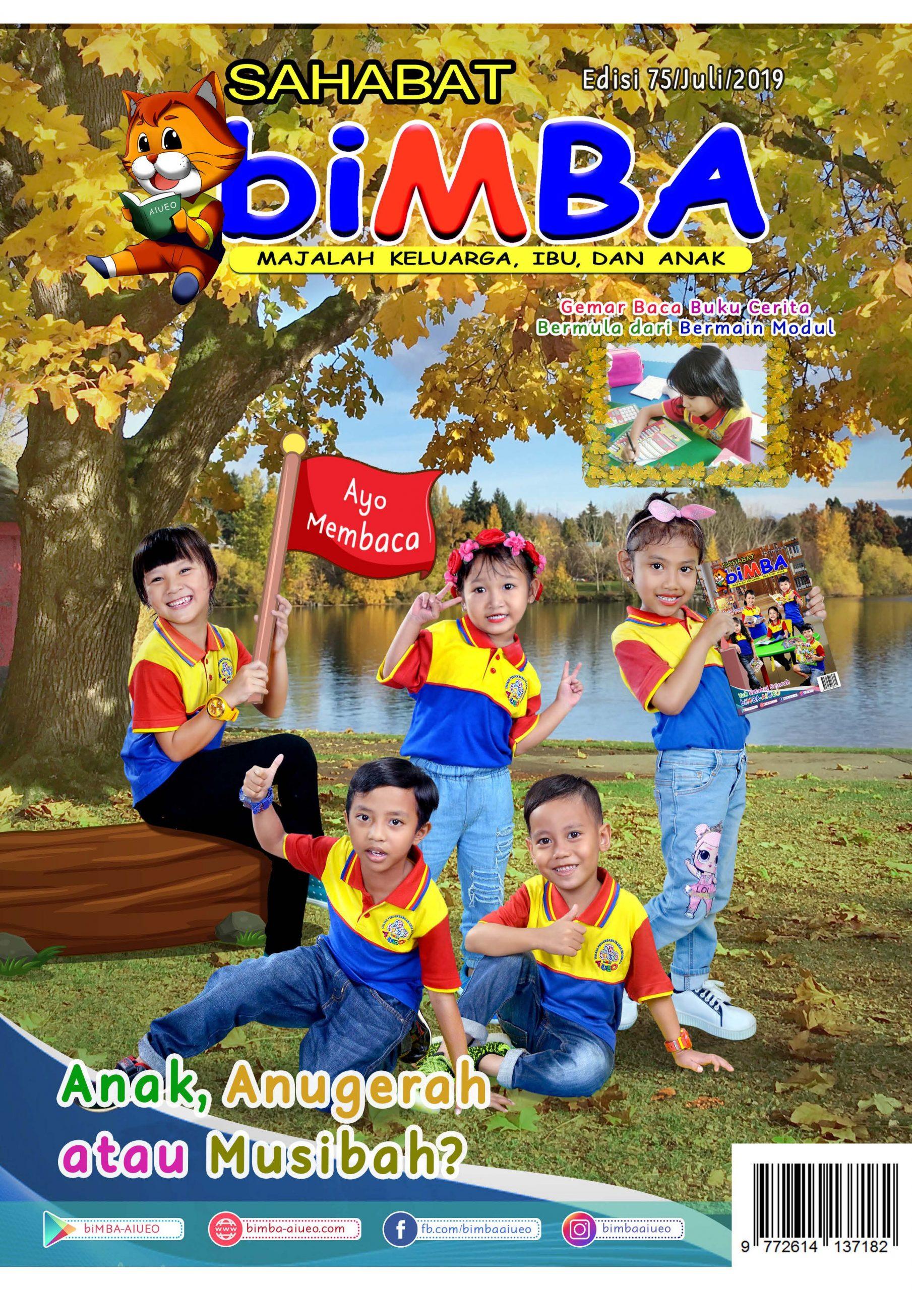 majalah bimba